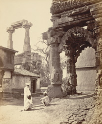 Siddhpur - Ruins of the Rudra Mala